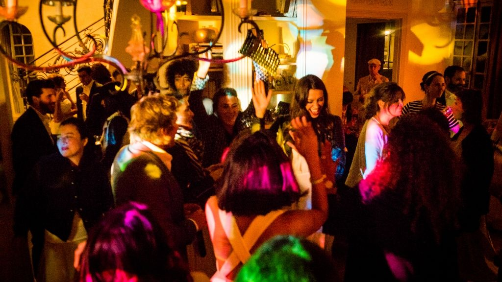Soirée DJ Hotel Particulier