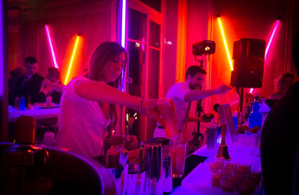 Bar de soirée