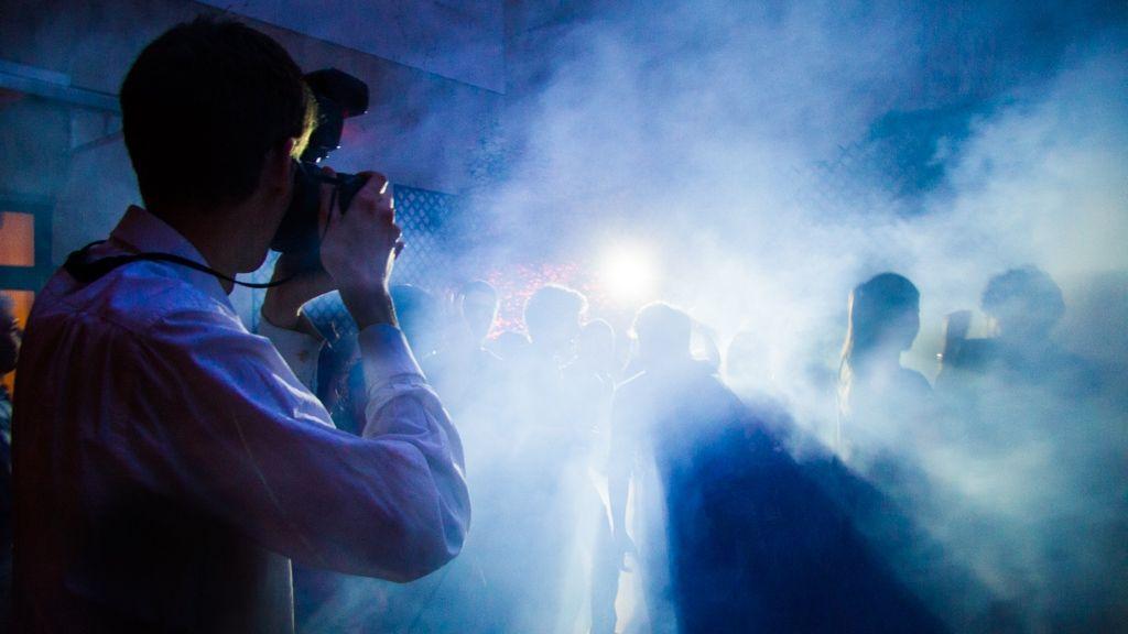 Photographe de soirée