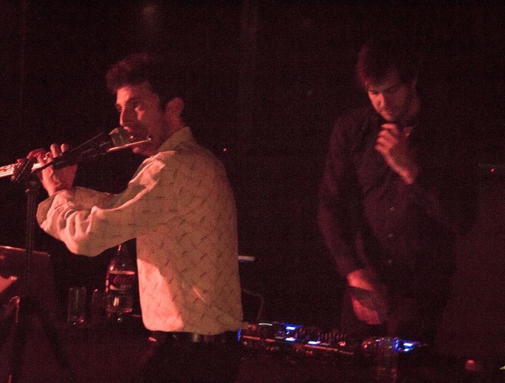 Duo flutiste et DJ
