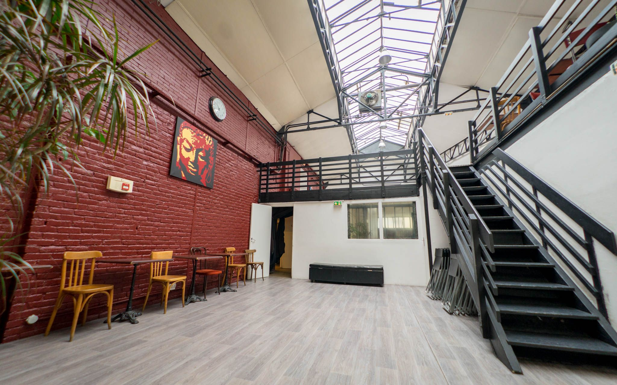 Un Loft New-Yorkais à Paris
