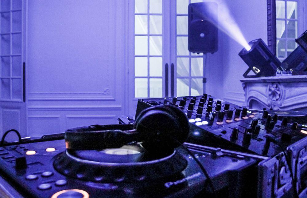 Location régie DJ